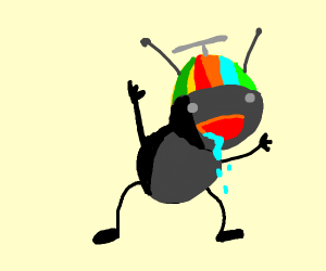 Childlike Ant