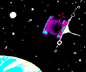 very lovely satelite