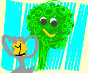 Best in show - broccoli division