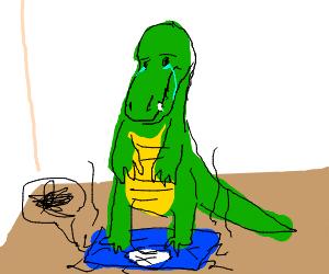 Heavy Crocodile