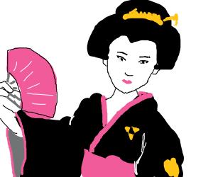 feudal japanese art