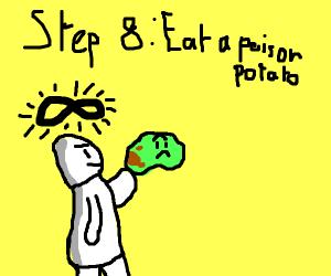 Step 7: Become immortal