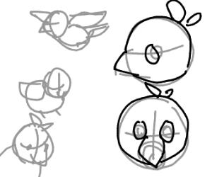 Bird Concept Art