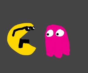Thug life Pac-Man