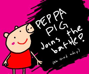 peppa pig in super smash bros ultimate