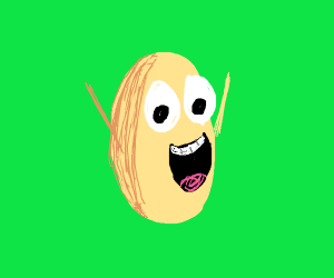 derailtime PIO: happy potato