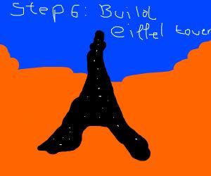 Step 5: Colonize mars