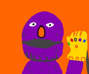 Muppet Thanos