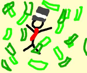 Very Rich Stickman