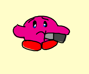Kirby stabbed
