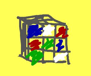 Rubik's Cubicle
