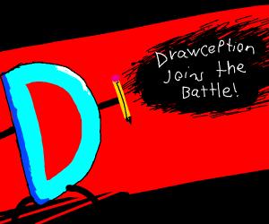 drawception joins the battle! smash bros leak