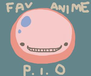 Favorite Anime (PIO) (mines Saiki K)