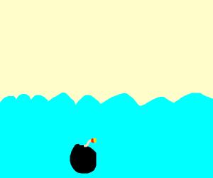 Underwater Bomb