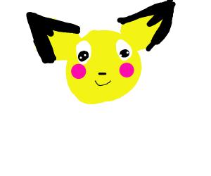 that rat Pokemon thats baby pikachu