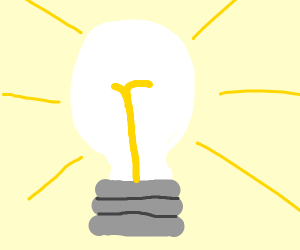 Simple Lightbulb