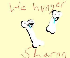 hungry bones