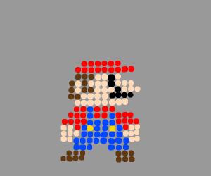 Your best pixel art, go.