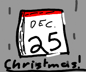 Today is Christmas