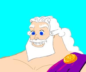 Zeus  (Greek mythogy)
