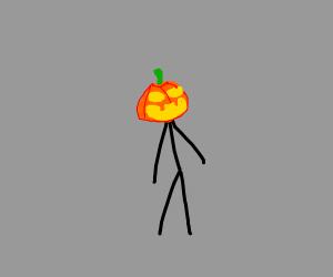 spoopy stickman
