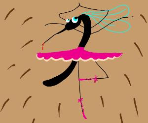 mosquito ballerina