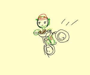 Ogre Biking
