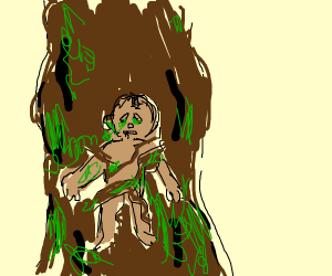 tree baby