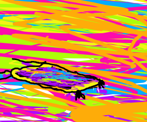 psychedelic magic carpet ride!