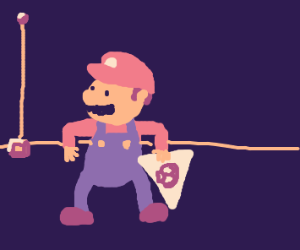 Mario's Flag
