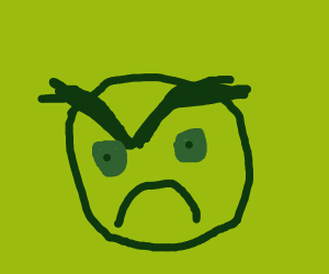 Game boy angry