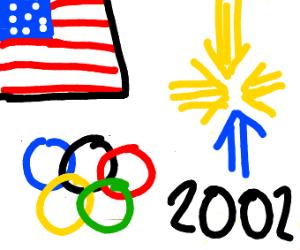 The Olympics 2002