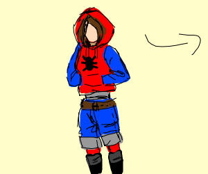 Your spidersona (Keep it going)