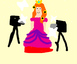 Make way for the Ginger Queen