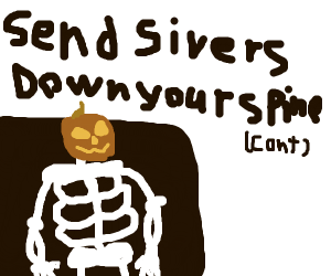 Spooky scary skeletons(cont)