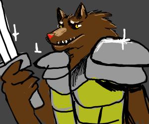 Werewolf Paladin