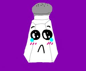 Sad Salt