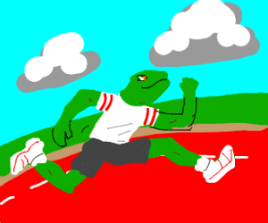 Fast Frog