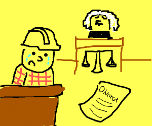 Bob the builder can't fix his relationship