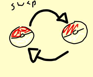 Pokeswap