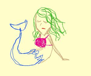 a sea woman