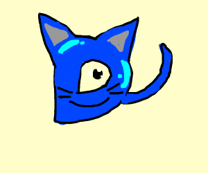 Drawception as a cat