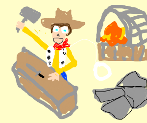 Toy Blacksmith