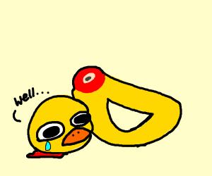 Darn Decapitated Drawception Duck!