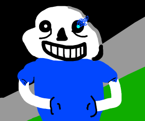 "Sans Ain't Doin' Nothin"" Mate"