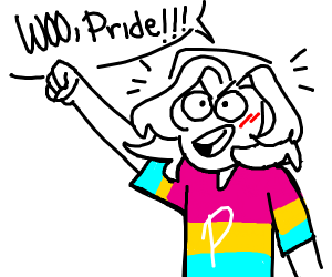 Cheer for Pride!