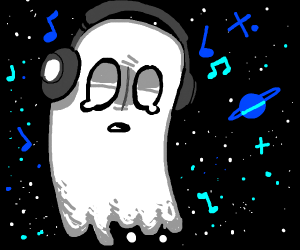 napstablook being himself