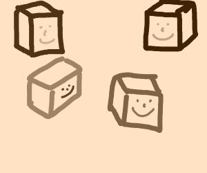 Happy Boxes
