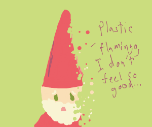 Gnome doesn't feel so good....
