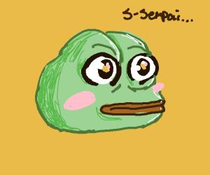 anime pepe